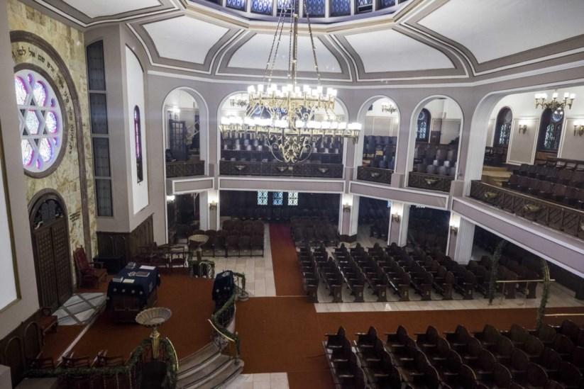 Neve Salom synagogue